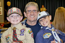 Cub Scout Awards Slide Show