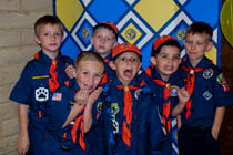 Cub Scouts Awards 2015