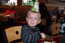 Cameron's 7th Birthday Party
